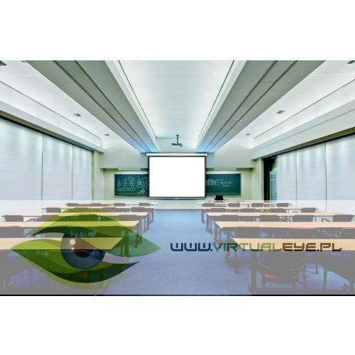 Suprema Ekran rozwijany ręcznie LUPUS manual 234x175 MW 4:3, montaż ściana/sufit (6939982327123)