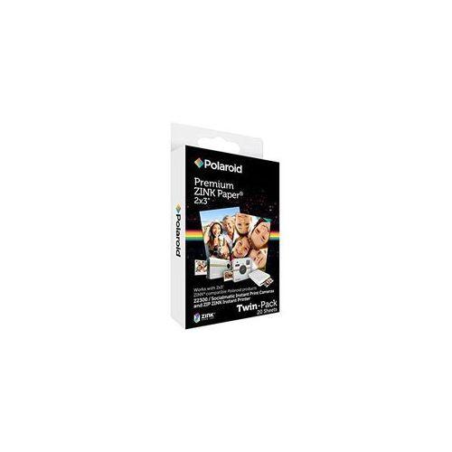 Polaroid Wkłady do aparatu Z2300/Snap/drukarki Polaroid ZIP - opakowanie 20 szt., SB3262