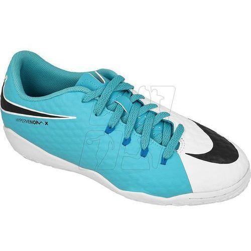Buty halowe  hypervenomx phelon iii ic jr 852600-104 marki Nike