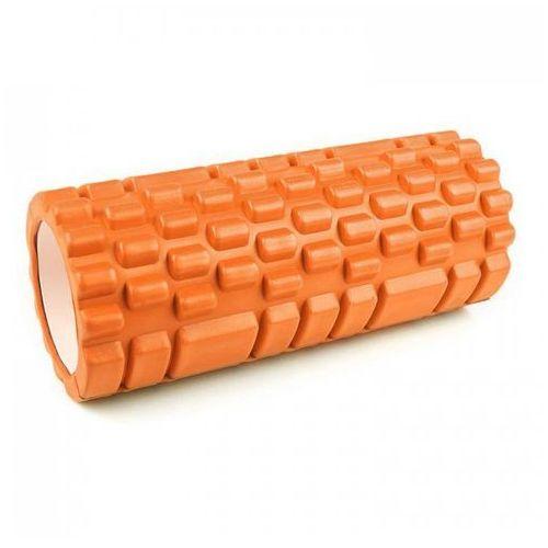 Capital sports Yoyogi wałek treningowy z pianki 33,5cm pomarańczowy