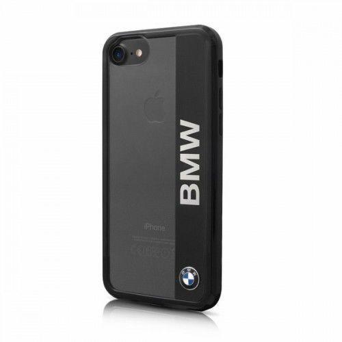 Bmw etui hardcase iphone 7 czarny (bmhcp7tralbk) darmowy odbiór w 21 miastach! (3700740396896)