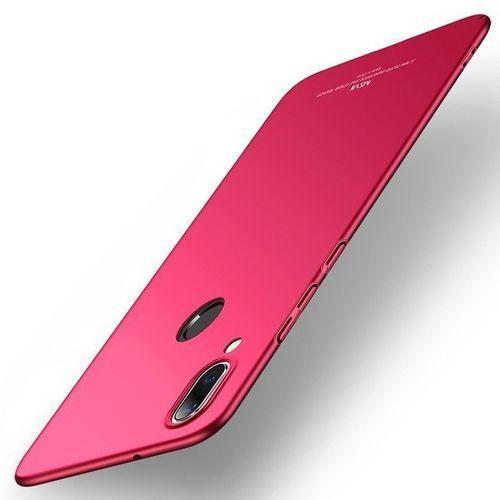 Etui MSVII Slim Case do Huawei Nova 3 Czerwony
