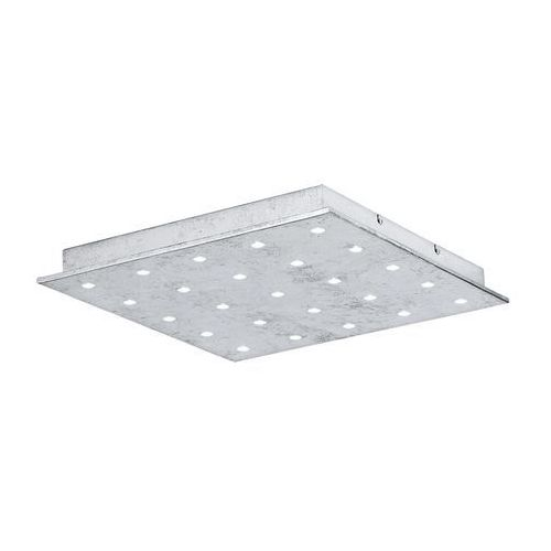 Plafon vezeno 39057 oprawa lampa sufitowa 1 25x1,1w led srebrny marki Eglo