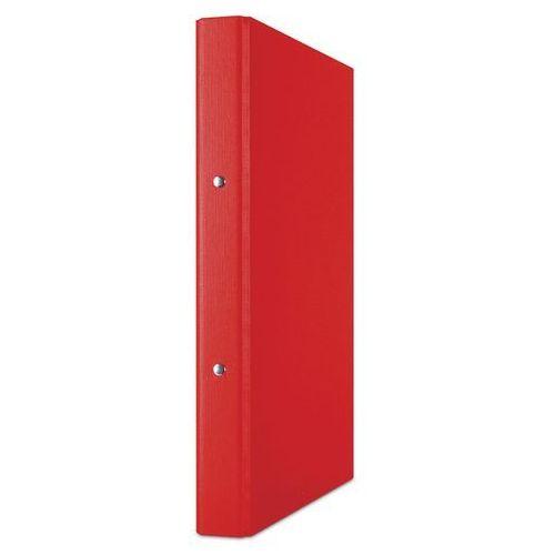 Donau Segregator ringowy , pp, a4/2r/20mm, czerwony 3732001pl-04