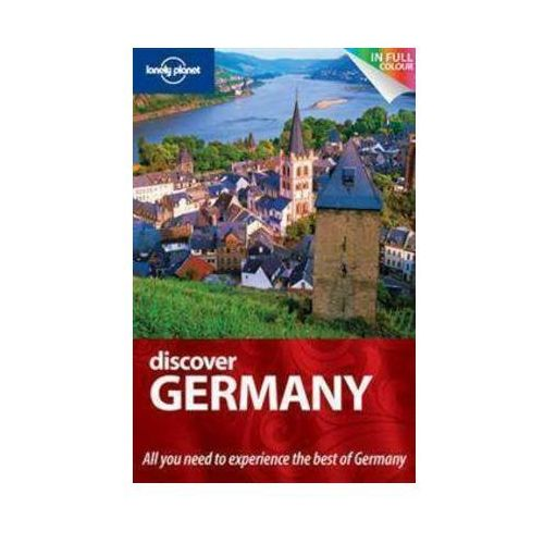 Lonely Planet Discover Germany (opr. miękka)
