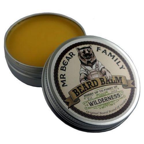 Wosk do brody i wąsów - beard stache wax wilderness - 30ml - marki  marki Mr bear family