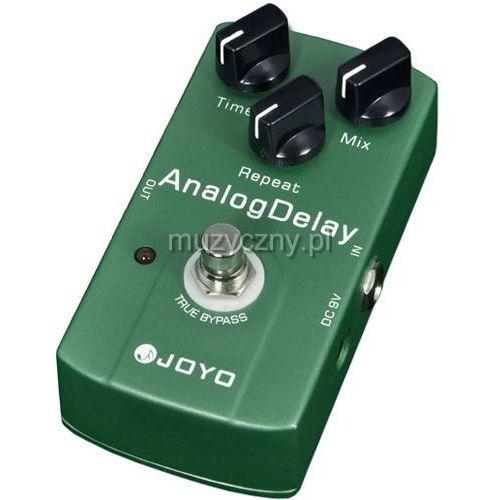 jf-33 analog delay efekt gitarowy marki Joyo