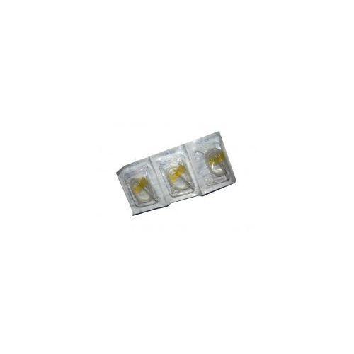 Igła motylek kd-fly 0,9x19 żółty 20gx3/4 marki Kd-medical
