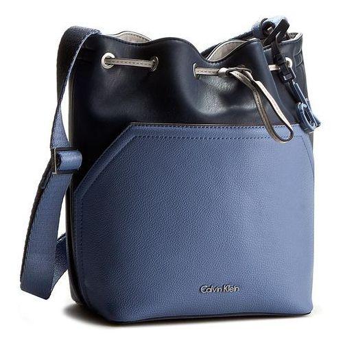 Torebka CALVIN KLEIN BLACK LABEL - No4h Bucketbag K60K602379 902 - produkt z kategorii- Torebki