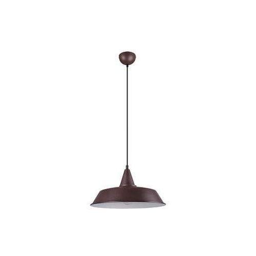 Trio RL Wilton R30421024 lampa wisząca zwis 1x42W E27 miedziany, R30421024