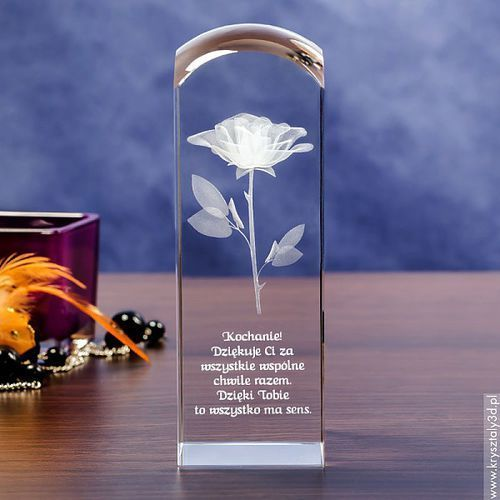 OKAZJA - Róża 3D » Namiętności « wysoka, zaokrąglona