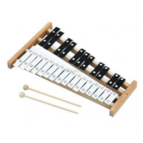 Matmax dzwonki chromatyczne 27-tonowe (tzw. cymbałki) instrument muzyczny