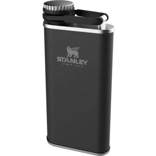 Zestaw prezentowy stalowe kieliszki i piersiówka Stanley Adventure czarne (10-01883-035) (6939236348430)