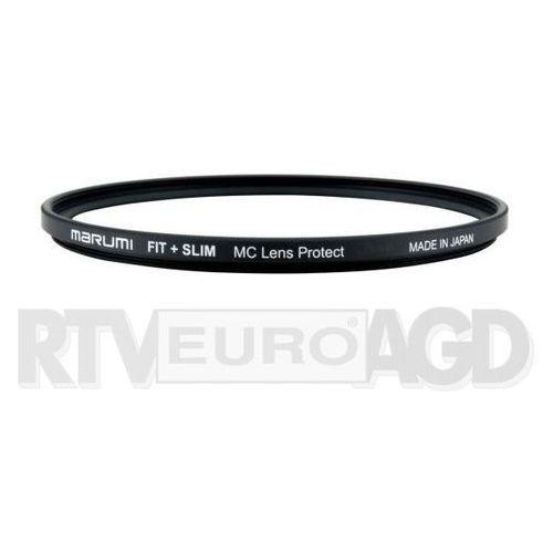Marumi Fit+Slim Multi Coated Lens Protect 55mm - produkt w magazynie - szybka wysyłka! - produkt z kategorii- Filtry fotograficzne
