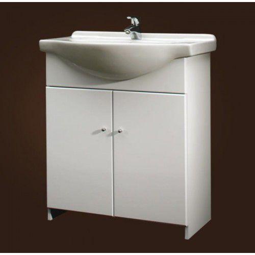 DEFTRANS HIT Zestaw łazienkowy szafka + umywalka 75 026-D-07501+1523
