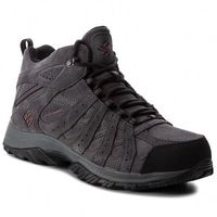 Trekkingi COLUMBIA - Canyon Point Mid Leather YM5472 Dark Grey/Madder Brown 089, kolor szary