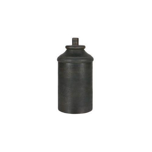 Be pure pojemnik drewniany szary l 800790-g