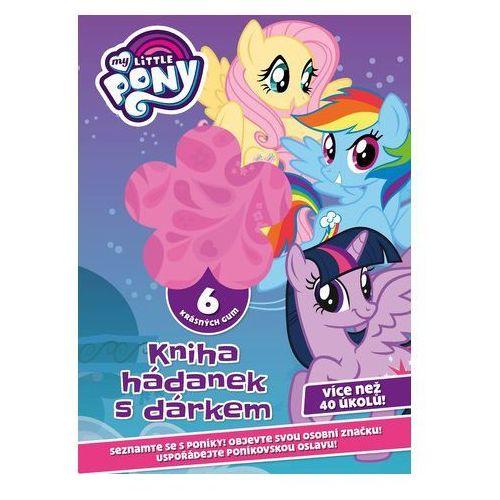 My Little Pony - Kniha hádanek s dárkem kolektiv