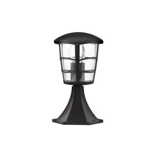 Lampa stojąca Eglo Aloria 93099 60W E27 czarna IP44 30cm (9002759930998)