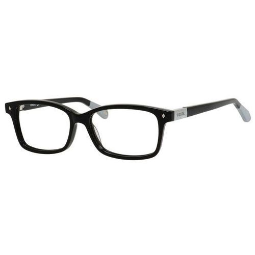Okulary korekcyjne  fos 6047 807 marki Fossil