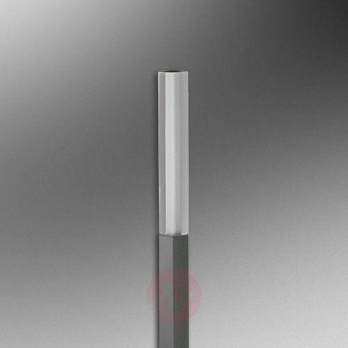 Lampa masztowa ze szpikulcem Wadim z LED