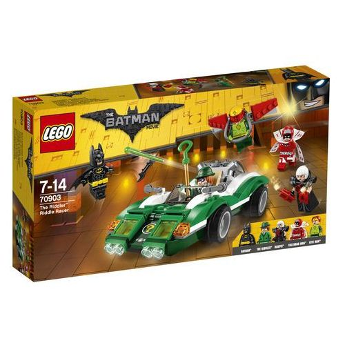 LEGO Batman the Movie, Wyścigówka Riddlera, 70903