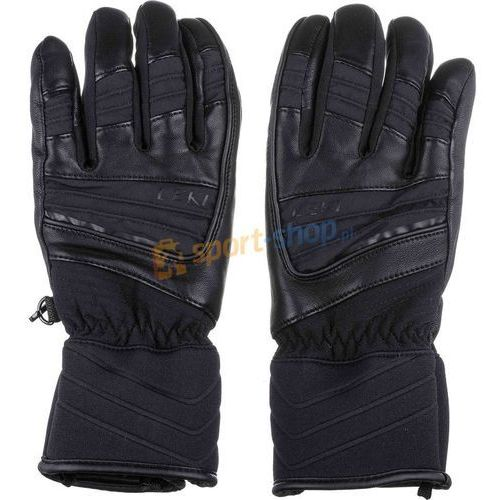 Rękawice narciarskie griffin lady s  (czarne) marki Leki