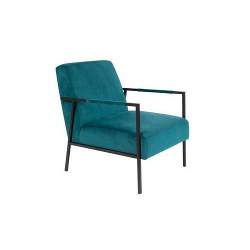 fotel lounge wakasan niebieski 3100078 marki Orange line