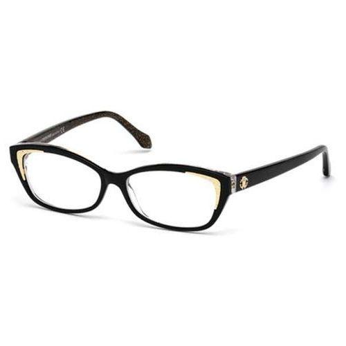 Okulary korekcyjne  rc 5034 capolivieri 001 marki Roberto cavalli