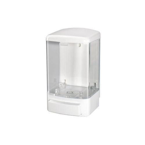 Bisk® Dystrybutor mydła masterline c biały 1 l (5901487078023)