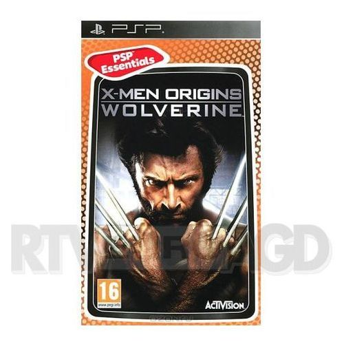 X-Men Origins Wolverine (PSP)