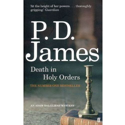 Death In Holy Orders, James, P. D.