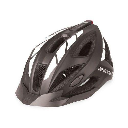 Endura Luminite Kask rowerowy czarny 51-56 cm 2018 Kaski rowerowe