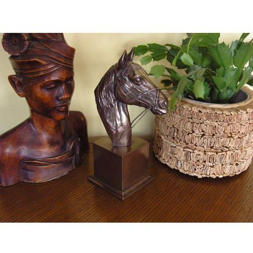 Rzeźba koń, głowa konia marki Veronese