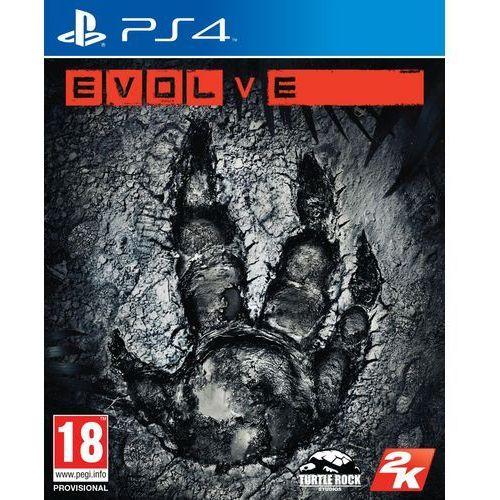 Gra Evolve z kategorii: gry PS4