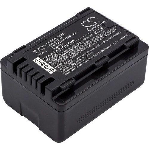 Panasonic HC-VX870 / VW-VBT190 1500mAh 5.40Wh Li-Ion 3.6V (Cameron Sino) (4894128099130)