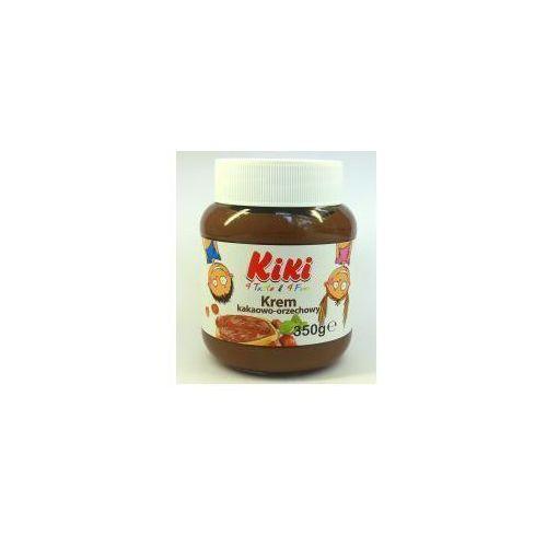 Krem kakaowo-orzechowy Kiki 350g (masło na pieczywo)