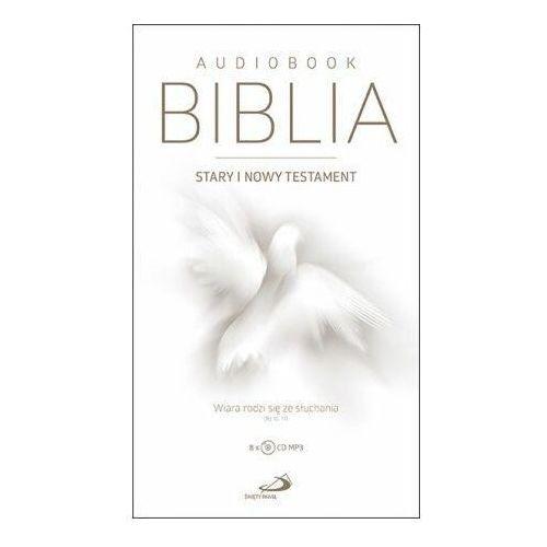 Biblia. Stary i Nowy Testament. Wiara rodzi się ze słuchania. Audiobook MP3 (8CD) (9788377979600)