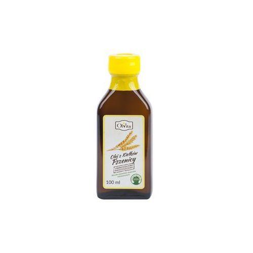 Olej z kiełków pszenicy 100ml marki Olvita. Najniższe ceny, najlepsze promocje w sklepach, opinie.