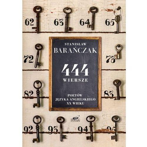 444 wiersze poetów języka angielskiego XX wieku - Stanisław Barańczak, Znak
