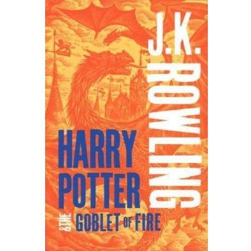 Harry Potter and the Goblet of Fire. Harry Potter und der Feuerkelch, englische Ausgabe (9781408841679)