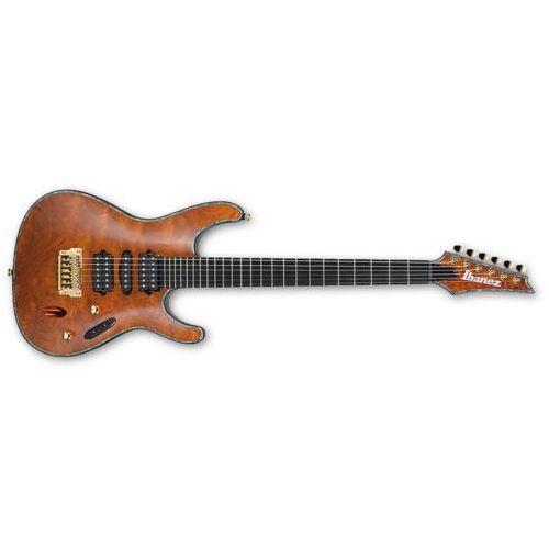 Ibanez SIX70FDBG-NT Iron Label - gitara elektryczna ze stałym mostkiem (gitara elektryczna)