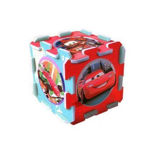 Puzzlopianka auta marki Trefl