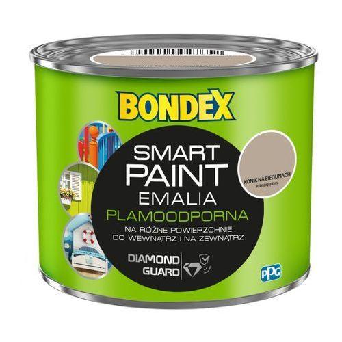 Bondex Emalia akrylowa smart paint konik na biegunach 0,5 l