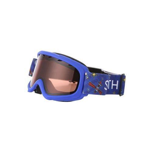 Smith Optics GAMBLER AIR Gogle narciarskie cobaltshuttl
