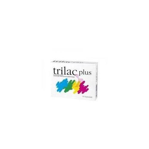 Krotex poland Trilac plus x 10 kapsułek