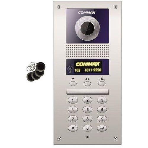 Commax Kamera wieloabonentowa z czytnikiem do systemu gateview + drc-gum/rfid