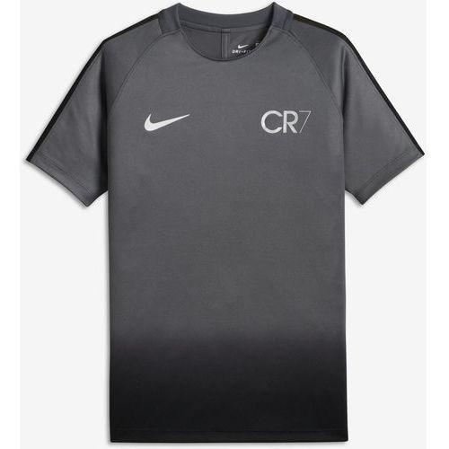 Nike koszulka piłkarska CR7 Y NK DRY SQD TOP SS GX S - OKAZJE