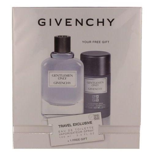gentlemen only m zestaw perfum edt 100ml + 75ml deostick marki Givenchy