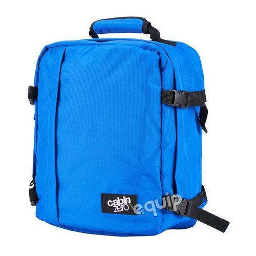 Plecak torba podręczna CabinZero mini + pokrowiec organizer gratis - royal blue